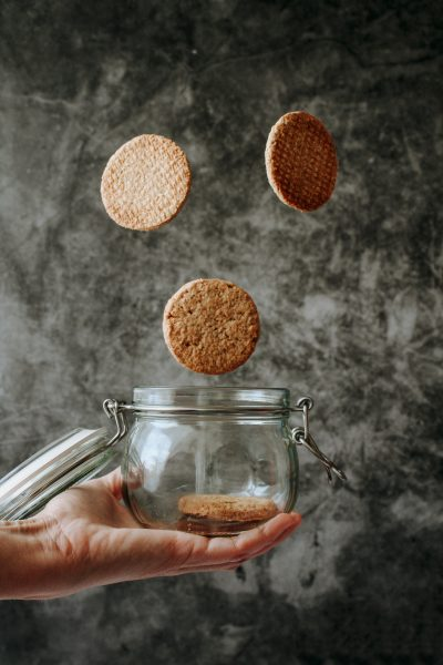 raid the cookie jar